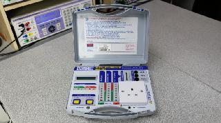 5080A Battery Powered PAT Tester