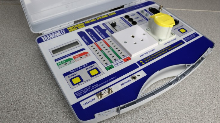 6080A Battery Powered PAT Tester