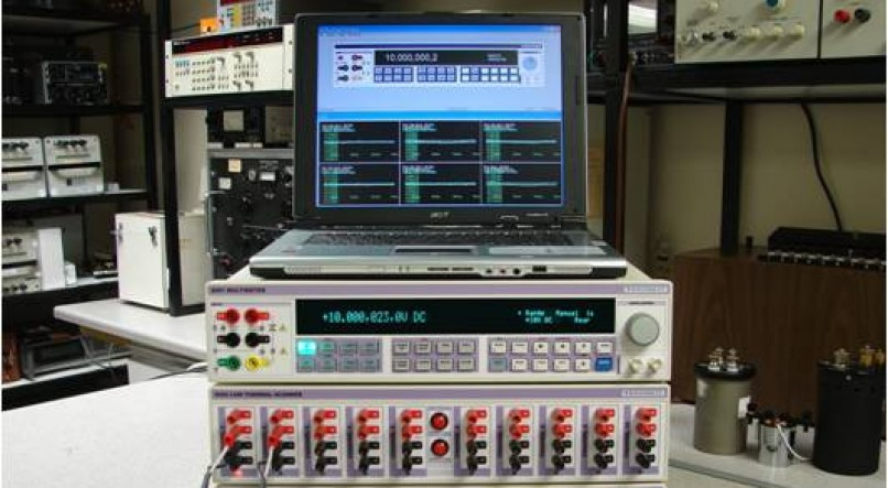 ELECTRICAL TEST EQUIPMENT CALIBRATION & SCREEN CALIBRATION