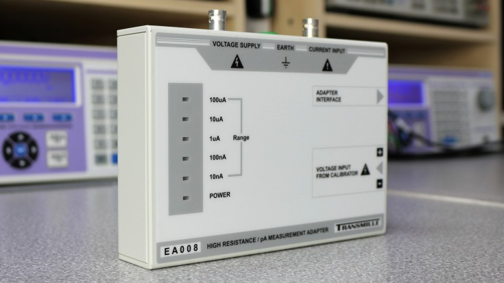 EA008 PA/High Resistance Measurement Adapter