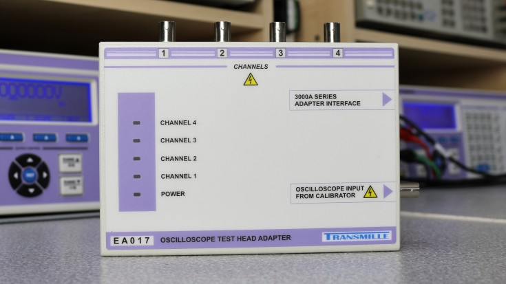 EA017 4-Channel Oscilloscope Test Head Adapter