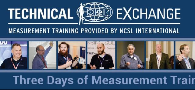 Transmille to provide Training at NCSLi Technical Exchange 2018