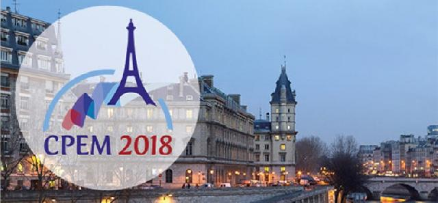 Less than 2 Weeks to CPEM 2018